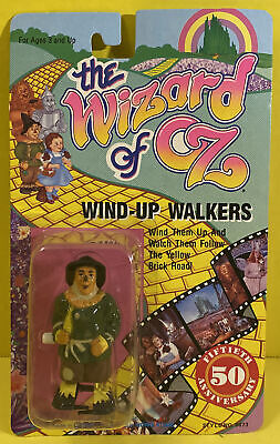 £7.27 • Buy Wizard Of Oz Scarecrow Wind Up Walker Vintage Toy 50th Anniversary