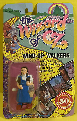 £7.27 • Buy Multi Toys The Wizard Of Oz Dorothy & Toto Wind-Up Walkers