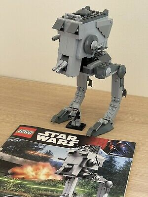 £35 • Buy Lego Star Wars AT-ST 7657 100% Complete With Instructions