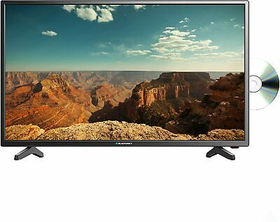 £219 • Buy Blaupunkt 32  Freeview HD LED TV With Built-in DVD Player + PVR (1080p Support)