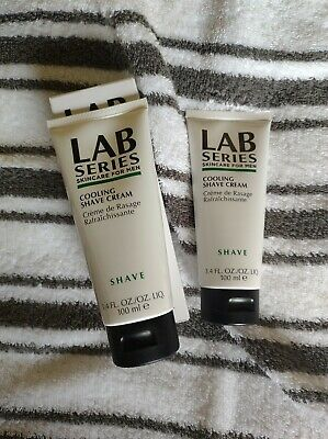 £9.99 • Buy 2 X Lab Series Men Cooling Shave Cream 100ml (New - Other)