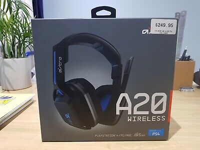 AU109.95 • Buy Astro A20 Gaming Headset PC/PS4