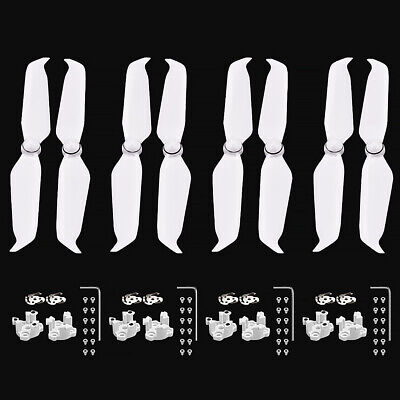 AU16.97 • Buy Noise Reduction Propellers For DJI Phantom 4/4 Pro Drone Blade Accessories AU