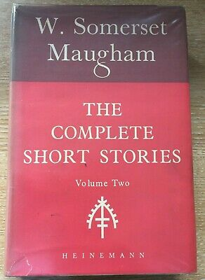£4.99 • Buy Vintage Book  The Complete Short Stories  Vol Two W. Somerset Maugham  Hardback