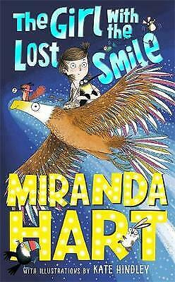 £4.99 • Buy The Girl With The Lost Smile Miranda Hart BRAND NEW Hardback Book & Dust Cover