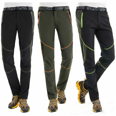 £16.69 • Buy Mens Casual Trekking Pants Cargo Work Army Combat Hiking Trousers Bottoms S-3XL