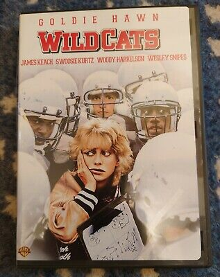 £4.99 • Buy Wildcats Region 1 Dvd Goldie Hawn Deleted O.O.P Rare Title