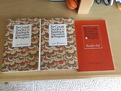 £7.33 • Buy The Great Books Reading & Discussion Program Set, Brand New