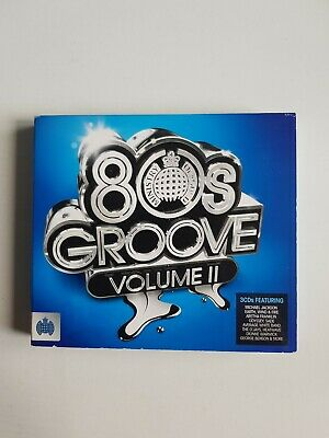 £2.95 • Buy Various Artists - 80s Groove Volume II (Ministry Of Sound) (3 X CD 2011)