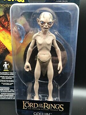 £15.99 • Buy The Lord Of The Rings GOLLUM Poseable Bendy 7  Action Figure Stand Bendyfigs New
