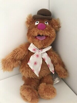 £16.50 • Buy Vintage NANCO Fozzie Bear Plush Soft Toy The Muppets 13  Jim Henson Collectable