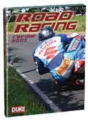 £12.99 • Buy Road Racing Review 2003 (New DVD) Ulster GP Manx GP Cookstown 100 Southern 100