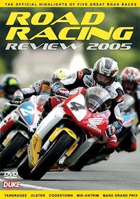 £11.99 • Buy Road Racing Review 2005 (New 2 DVD Set) Ulster GP Manx GP Cookstown 100