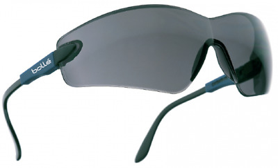 £13.99 • Buy Bolle VIPER Cycling Glasses - Smoke Tinted Lens Anti-Scratch Safety Specs -VIPCF