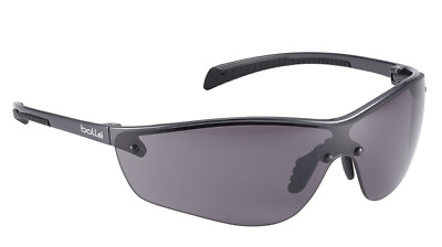 £14.56 • Buy Bolle SILIUM II Cycling Glasses - SMOKE Tinted Lens Safety Eyewear AS/AF SILPPSF