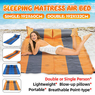 AU37.09 • Buy Instant Up Camping Tent 5-8 Person Pop Up Tents Family Hiking Dome Waterpr