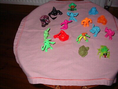 £9.99 • Buy Vintage Monster In My Pocket Plastic Figures And Others