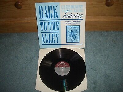 £4.99 • Buy BACK TO THE ALLEY GUS JENKINS/TAL CATER/KING SOLOMAN Etc Ltd Ed ACE MONO LP