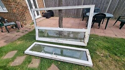 £0.99 • Buy Upvc Patio French Doors Used 1190 X 2050 (approx)