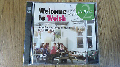 £8.95 • Buy WELCOME TO WELSH Cd (2 Discs) - Language Course For Beginners - New & Sealed