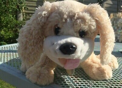 £2.64 • Buy Sunny Animagic Soft Toy Teddy Dog With Sounds & Movement Kids Electronic Pets