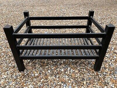 £70 • Buy Used Cast Iron Fire Basket
