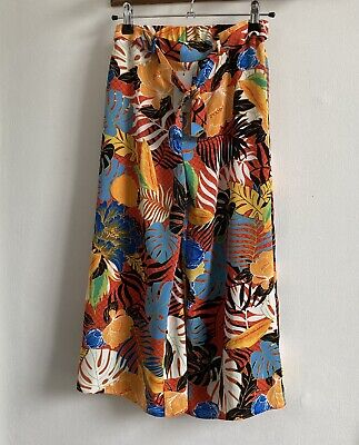 £3 • Buy Girls RIVER ISLAND Age 7 Palazzo TROUSERS Wide Leg NEW/Tagged