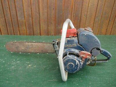 £109.08 • Buy Vintage HOMELITE ZIP Chainsaw Chain Saw With 18  Bar