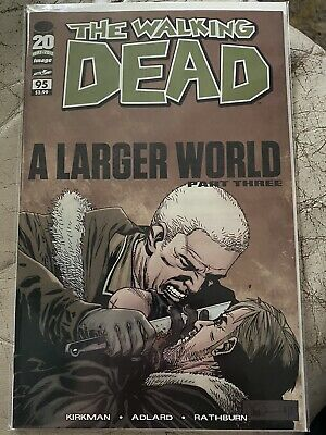 £18.19 • Buy Walking Dead 95 NM * 1 Book Lot * Death Of Ethan, Andy & David! Image! 🔥🔥🔥