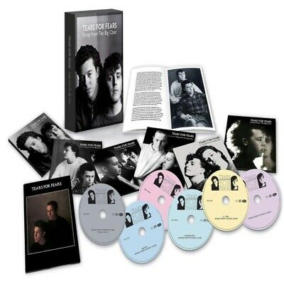 £80 • Buy Tears For Fears Songs From The Big Chair Super Deluxe 4CD/2DVD  MINT CONDITION