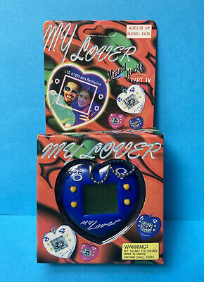 AU150.45 • Buy MY LOVER VIRTUAL BUDDY TAMAGOTCHI GAME NEW IN BOX VINTAGE 1990s VERY RARE