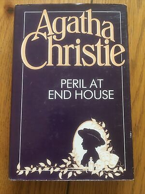 £2.99 • Buy Peril At End House By Agatha Christie (Hardcover, 1985)