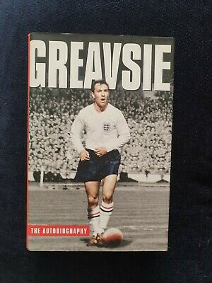 £15 • Buy Jimmy Greaves Signed Autobiography