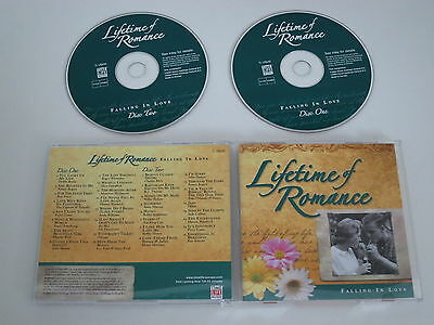 £8 • Buy Various/Lifetime Of Romance/Falling IN Love (TL Lrs /03 Time Life) 2XCD Album