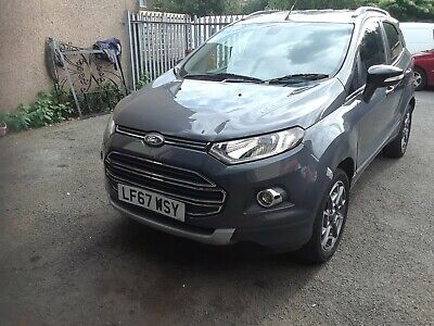 £5350 • Buy Ford Ecosport Damaged Spare Or Repairs