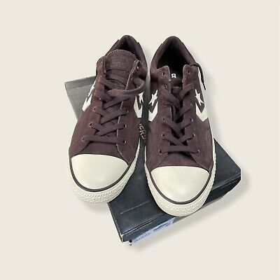 £22 • Buy Converse All Star Purple Suede UK Size 11