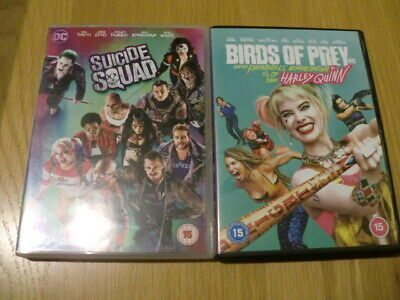£0.99 • Buy SUICIDE SQUAD And HARLEY QUINN: BIRDS OF PREY (DC DVDs) DC ACTION CLASSICS 99p