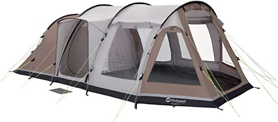 £250 • Buy OUTWELL Nevada XL 6-person Tent + Extension + Carpet + Footprint + Accessories