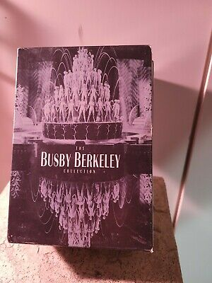 £21.82 • Buy The Busby Berkeley Collection [Footlight Parade / Gold Diggers Of 1933 / Dames /
