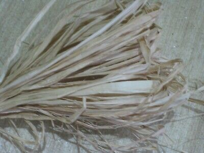 £1.25 • Buy 20 Lengths Of  Natural Raffia (each 1m Long) By Oasis Floral Products