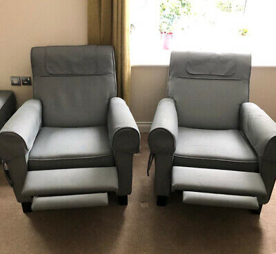 £56 • Buy Recliner Chairs X2