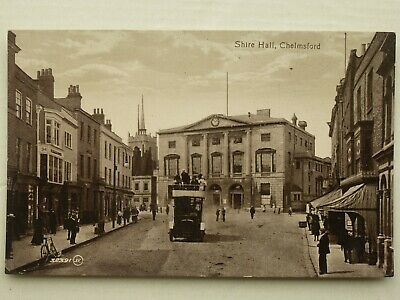 £3.99 • Buy Shire Hall Chelmsford Essex