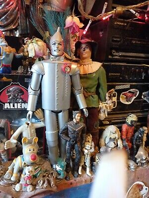 £14.99 • Buy Wizard Of Oz Toys Tinman With Axes And Heart ❤ With Box 70th Scarecrow