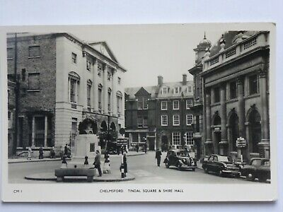 £4.99 • Buy Chelmsford Tindal Square And Shire Hall Essex