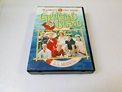 £6.18 • Buy Gilligan's Island: The Complete First Season (DVD, 1964) - 5 DISC SET