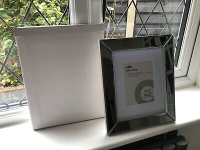 £4.50 • Buy Mirror Glass Picture Frame 10  X 8  - New In Box