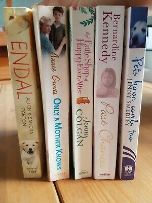 £2 • Buy Books Bundle Of 5 Good Mixture Annie Groves  Jenny Cogan And Others