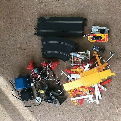 £2.20 • Buy Job Lot Scalextric. 2x Transformers,2x Cars,Bridge Supports,Barriers. SPARES