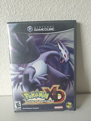 $102.50 • Buy Pokemon XD: Gale Of Darkness AUTHENTIC W/ Authentic Box And Manual FAST SHIPPING