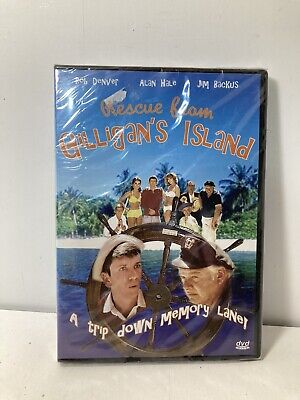£7.27 • Buy NEW SEALED Rescue From Gilligan's Island DVD